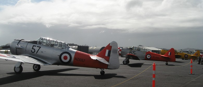 NZ Warbirds D-Day Open Day