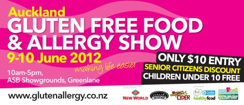 Auckland Gluten Free Food & Allergy Show