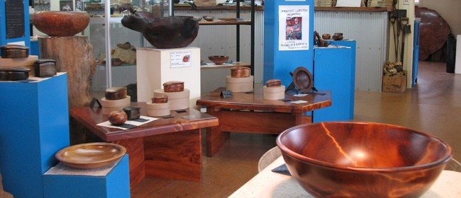 Wood Turners Open Days with Rick Taylor