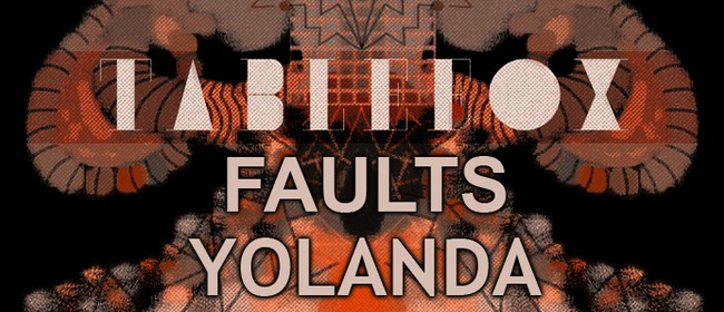 Tablefox + Faults & Yolanda