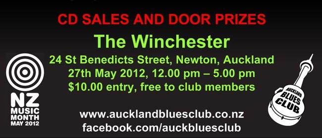 Celebrate the Best of Local Orginal Blues