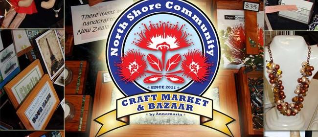 Monthly Milford Craft Market & Bazaar