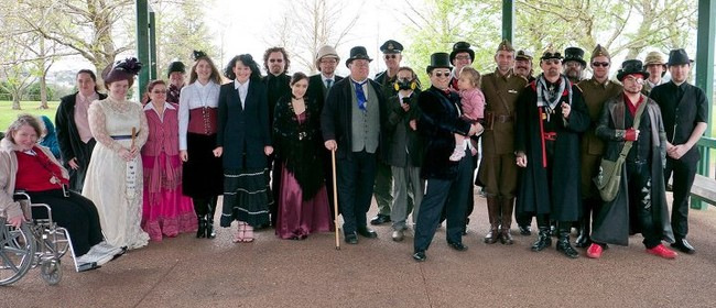 Grand Victorian Steampunk Event for Hospice
