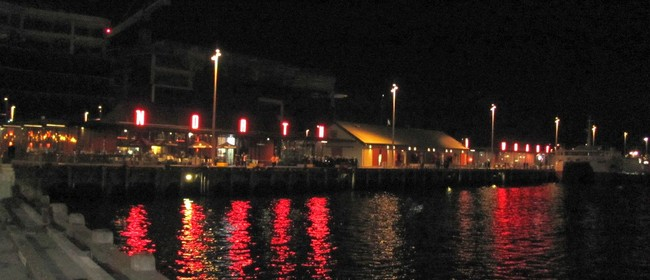 Viaduct and Wynyard Quarter Night Walk
