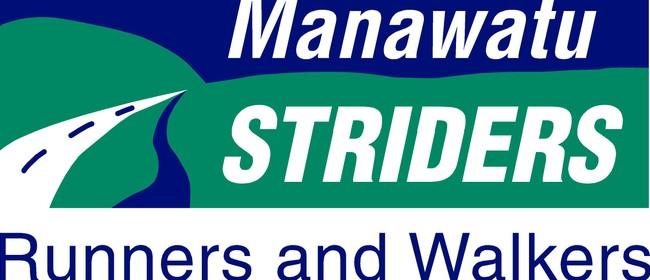 Manawatu Striders 30th Anniversary Half Marathon 2012