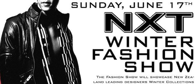 NXT Winter Fashion Show