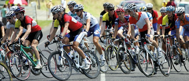 Criterium Cycling Event - For the Ride of Your Life