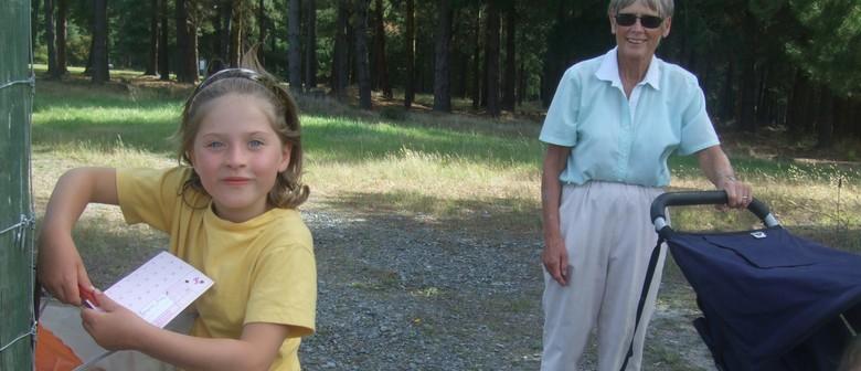Hagley Park Orienteering Event