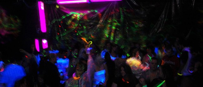 Blacklight Paint Party