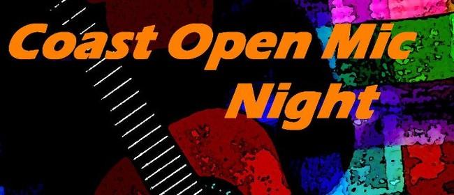 Coast Open Mic Night