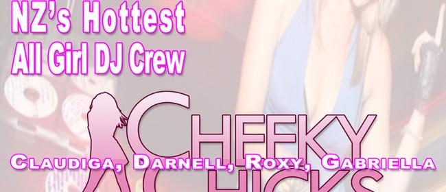 Cheeky Chicks Take The QF