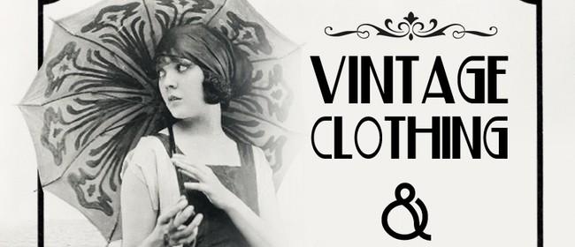 Vintage Clothing & Textile Fair