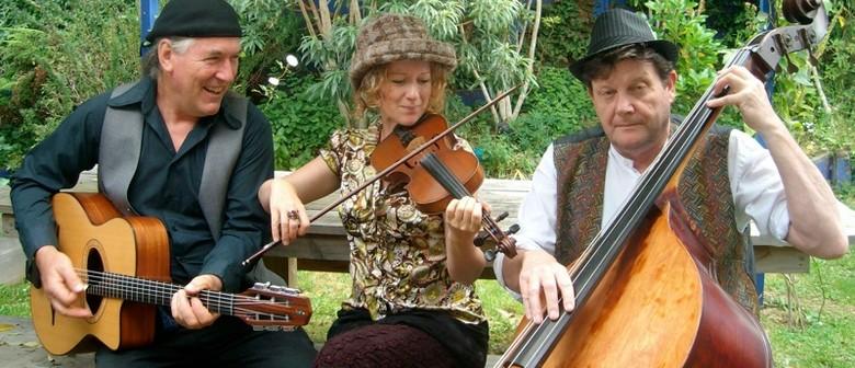 Tandrom Gypsy Trio