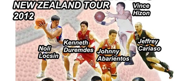 PBA Legends New Zealand Tour 2012