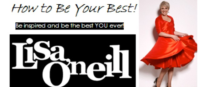Motivational Stylist Lisa O'Neill - How to be your Best