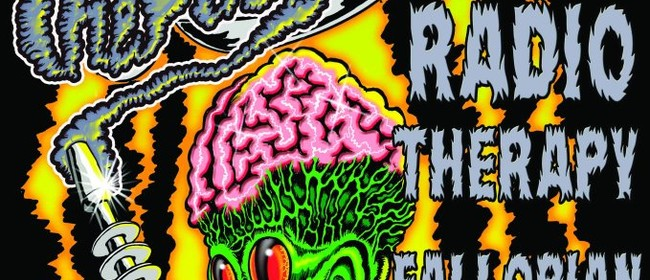 The Dirty Sweets, RadioTherapy, Fallopian Hydroslide + More