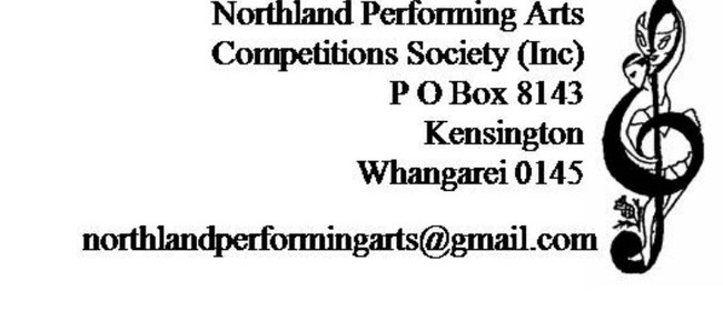 Northland Performing Arts - Music Competitions