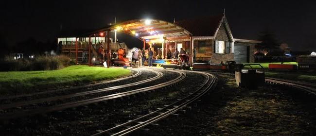 CCF Charity Night Trains