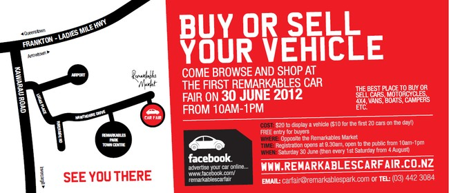 Remarkables Car Fair
