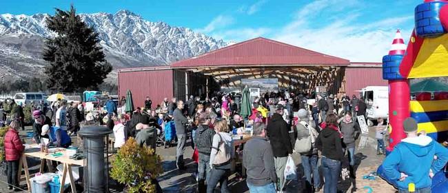 Remarkables Mid Winter Market