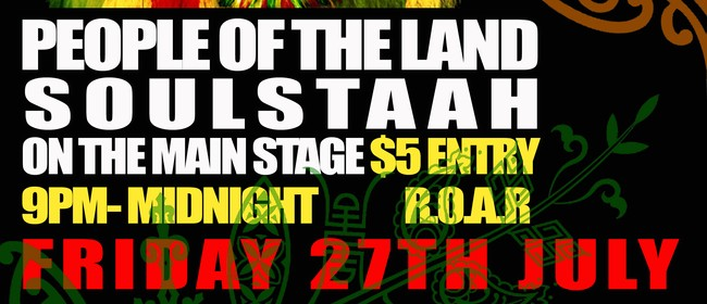 People of the Land & Soulstaah