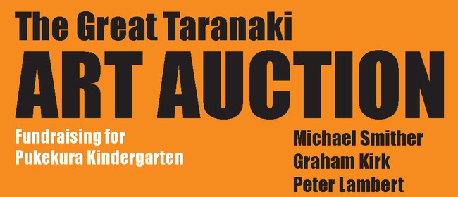 The Great Taranaki Art Auction