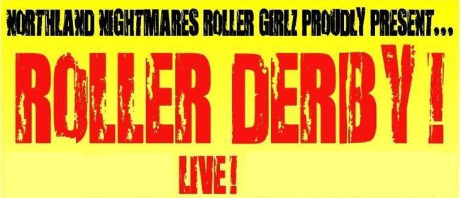 Roller Derby - Hells Wives vs HBC Rollers