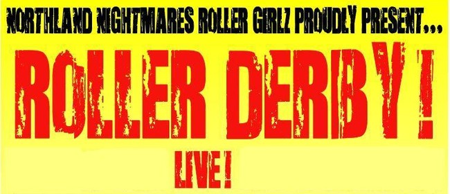 Roller Derby - 'Storm in a D Cup' Charity Bout for NZBCF