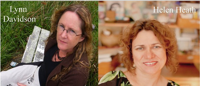Lynn Davidson and Helen Heath: Poetry Reading