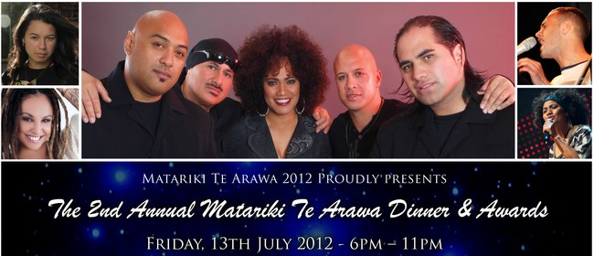 The 2nd Annual Matariki Te Arawa Women's Dinner & Awards