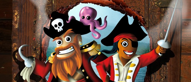 Pirate Tales - July Holiday Programme