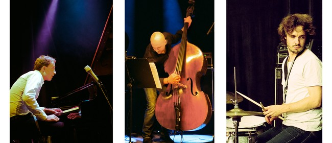 Creative Jazz Club presents Benny Lackner Trio (Germany)