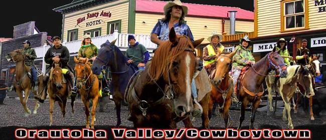 Orautoha Valley Horse Trek