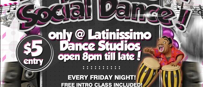 Friday Night Social Dance
