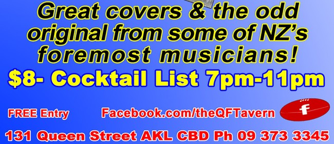 Tuesday Live Music