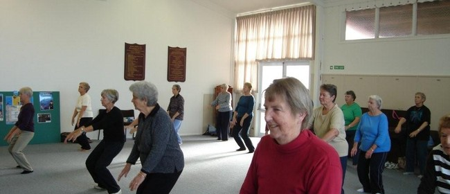 Tai Chi for Health & Balance