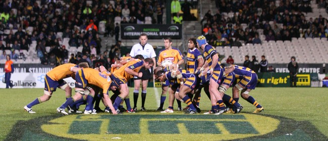 ITM Cup - BOP Steamers vs Auckland