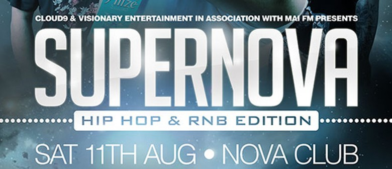 Supernova: HipHop and RnB Edition