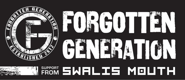 Forgotten Generation EP Release Show
