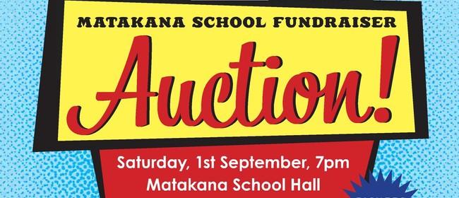 Matakana School Auction Evening