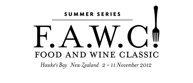 F.A.W.C! - Best of Hawke's Bay Food, Wine and Terroir