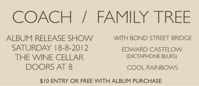 Coach - Family Tree Album Release