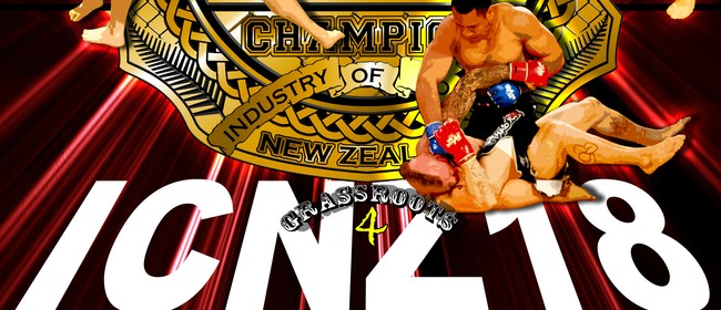 ICNZ 18 - Mixed Martial Arts in a Cage