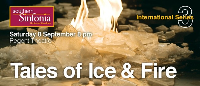 Southern Sinfonia's Tales of Ice and Fire