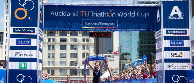 Barfoot & Thompson World Triathlon Grand Final 2012
