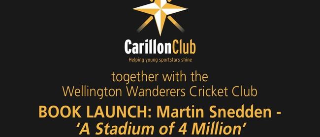 Book Launch: Martin Snedden - 'A Stadium of Four Million'