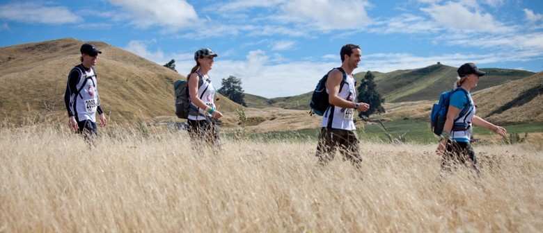 Oxfam Trailwalker 2013
