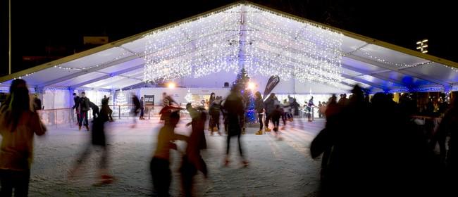 Harcourts Winter Wonderland Ice Rink