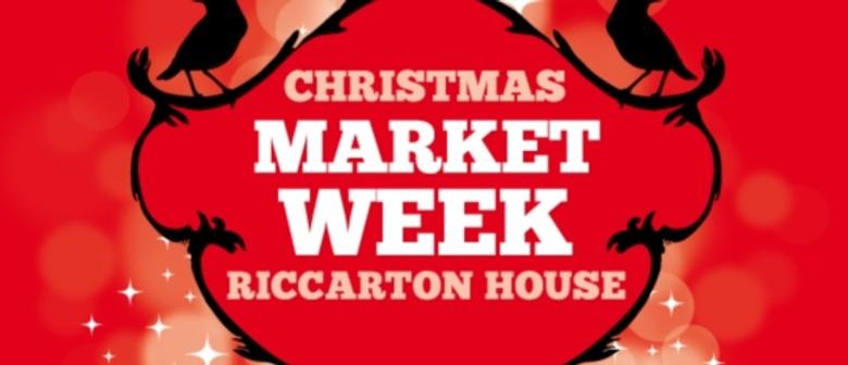 Christmas Market Week