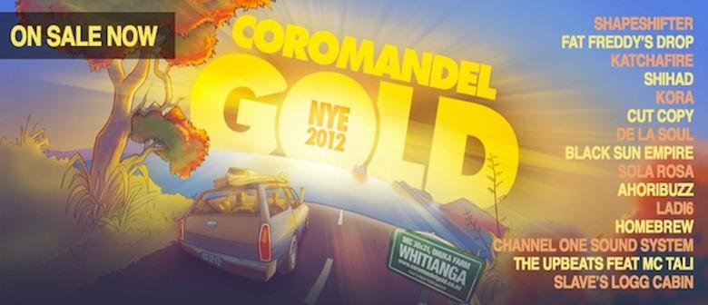 Coromandel Gold 2012